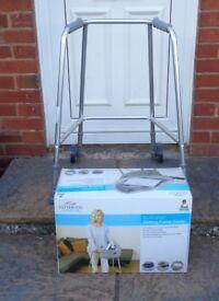 Walking Frame with Buckingham Caddy, unused, Boxed, Elderly, Infirm, Special Needs, Post Op