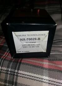 Ktm sx 125 2001-2013 NAMURA PISTON KIT 53.95MM