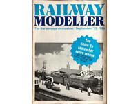 🚂 FREE Railway Modeller Magazine's 🚂