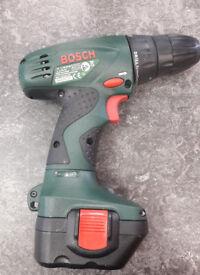 Bosch PSR 12 Cordless Drill Driver