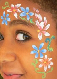 Fantastic Face Painting for your party! Reliable, local Face & Arm Painter and Balloon Modeller too