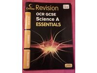 GCSE Core Science, Textbook/ Revision Guide, OCR