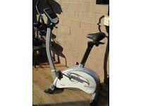 """Horizon """"PAROS"""" Exercise Bike as new"""