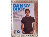 Danny Bhoy - Live at The Festival Theatre - DVD - Excellent condition