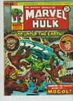 The mighty world of marvel no 88 1974 (Marvel comics uk)