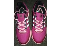 LADIES ADIDAS TRAINERS FOR SALE