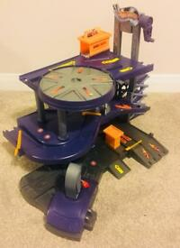 Hot Wheels Garage - Good Condition