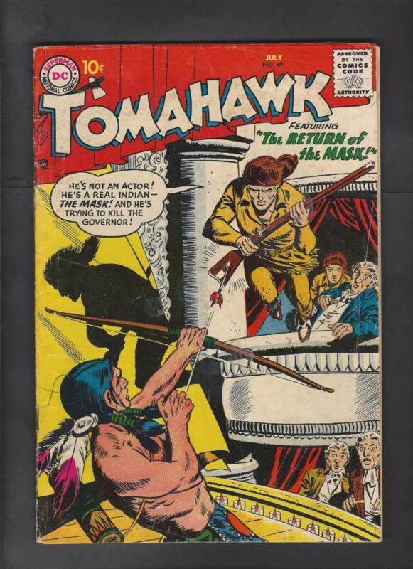 Tomahawk 49 VG 4.0 Hi-Res Scans