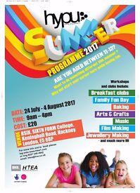 Summer Programme - HYPU