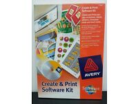 Avery Create and Print Software Kit C2000
