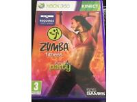Zumba fitness Join the Party XBOX360 Kinect