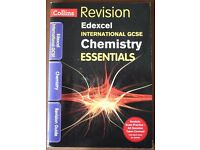 Collins Edexcel iGCSE Chemistry Essentials Revision Guide