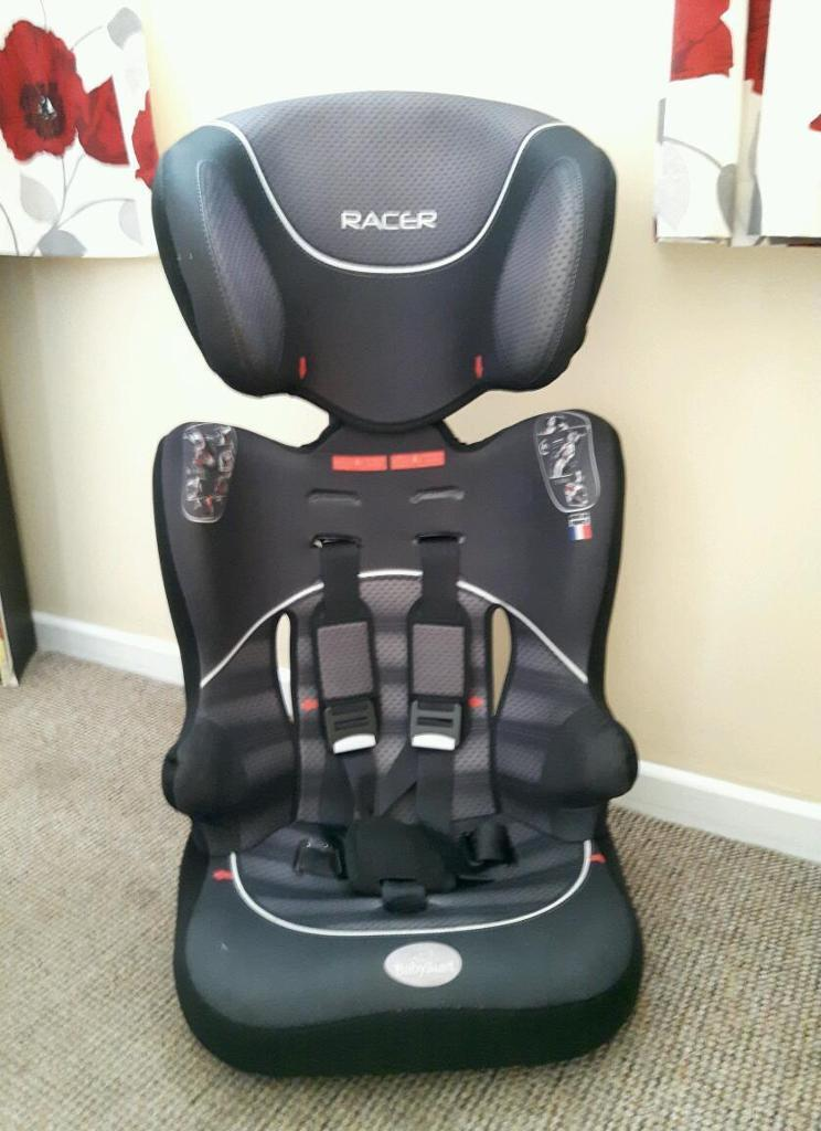 baby smart racer car seat in holywood county down gumtree. Black Bedroom Furniture Sets. Home Design Ideas