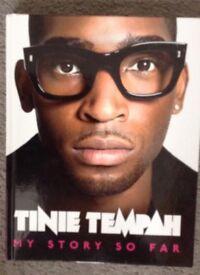 Tinie Tempah book new