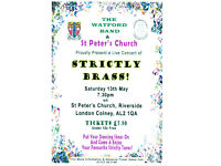 'Strictly Brass' - an evening of music from 'Strictly'!!!