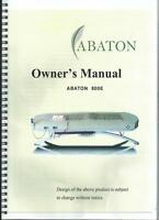 THERAPY BED ABATON