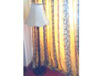Beautiful antique standard lamp