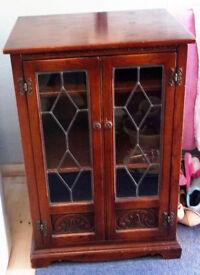 Wood Bros old charm hifi cabinet