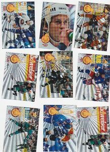Carte de hockey Pinnacle Rink Collection 1993-94 (F38)