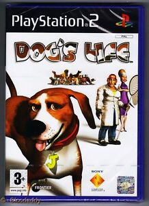 PS2 Dog's Life, UK Pal 2003 Original, Brand New Sony Factory Sealed