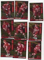 Lot Carte hockey 1995-96 Classic Women (H77)