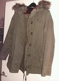 Newlook size 10 parka jacket