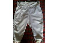 Fencing breeches - Men's size 38