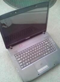 Emachine Laptop with DVD rewritet