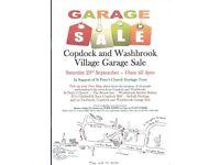 Village Garage Sale