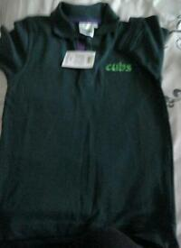 Cub polo shirt new with tags 26