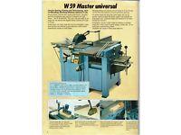 Luna W59 Master Universal