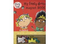 4 Educational Picture Books for Children with Magnets and CD --- BRAND NEW