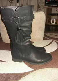 Size 5 brand new boots