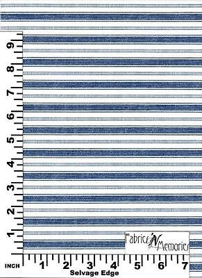 Rail Stripe Fabric F1006 Michael Miller BY THE HALF YARD