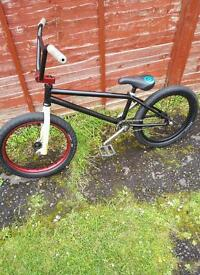 bmx Custom lhd still for sale price drop £150