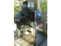 BRASILIA SECS FULLY AUTOMATIC COFFEE MACHINE TOP OF THE RANGE IMMACULATE CONDITION COST £9200