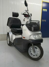 TGA Breeze S3 Mobility Scooter - 2013