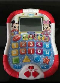 Disney Micky and Minnie learn pad