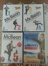 Dvd Mr Bean