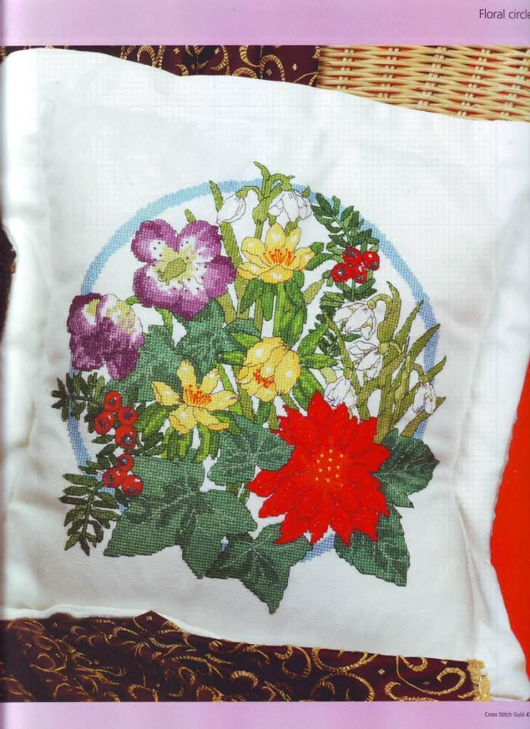 Oltre schemi a punto croce fiori e farfalle qualita for Schemi punto croce fiori e farfalle