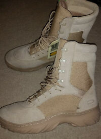 *New - Oakley Military 12.0 SI assault boots size 11/46