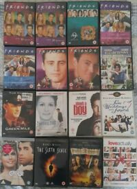 DVDs -popular titles from 90s and 00s. Kingsbury, London