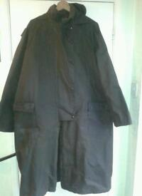 MASCOT 100% WATERPROOF XXL WAX COAT GOOD CONDITION £50