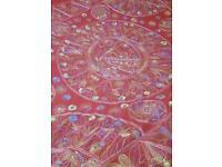 Bed sheet ( nokshi Katha )