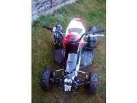 49cc quad bike not pit bike