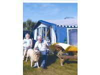 Quest caravan awning size 14