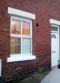 Two bed room house for rent durham