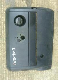 Skoda engine cover