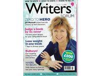 Writing magazines