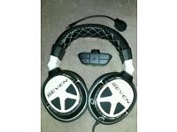 Turtle beach ear force M7 headsets, new without box, xbox one